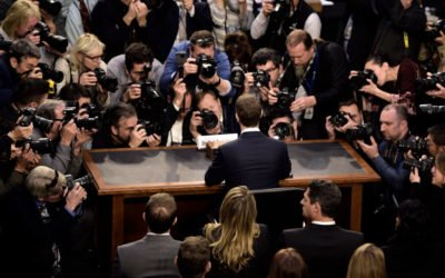 Mr. Zuckerberg Went to Washington and All I Got Was a T-shirt