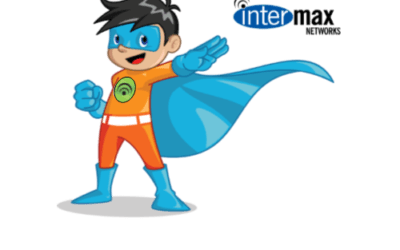 Intermax Superheroes