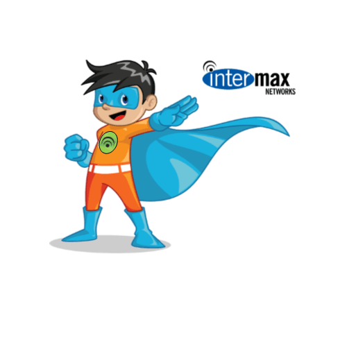 Intermax Superheroes