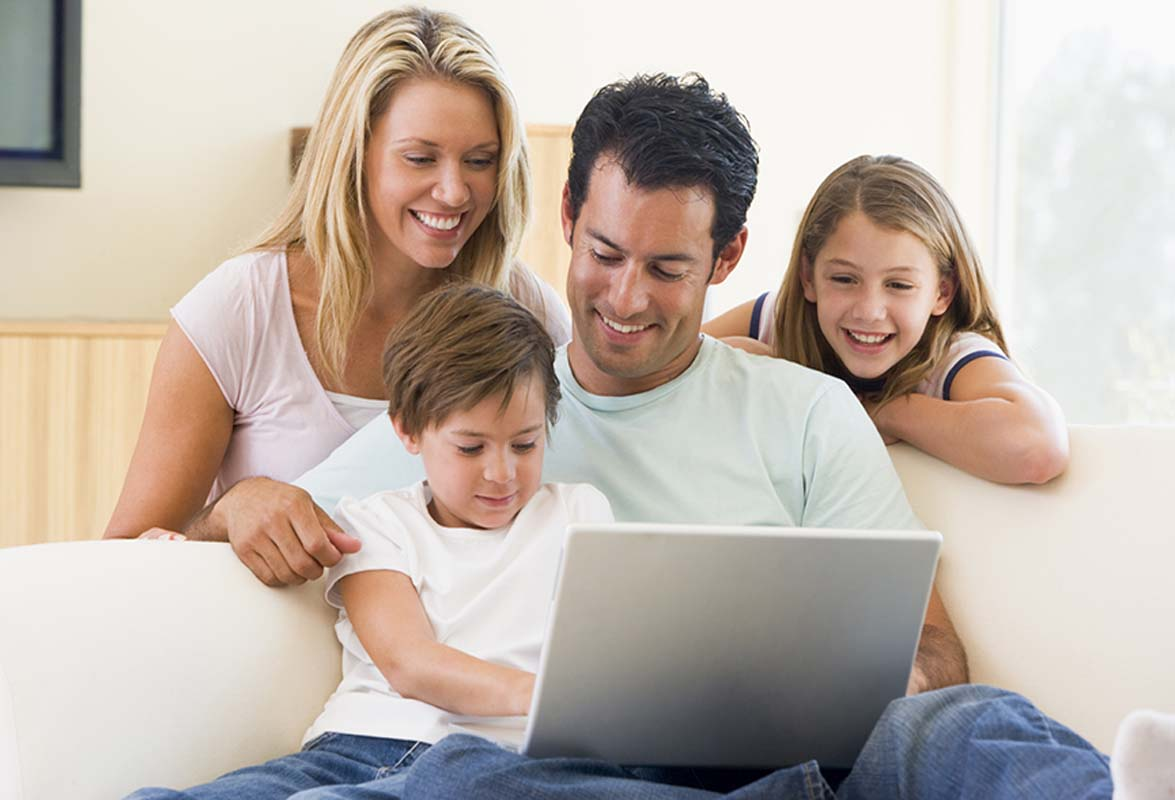 family on device | Intermax Networks