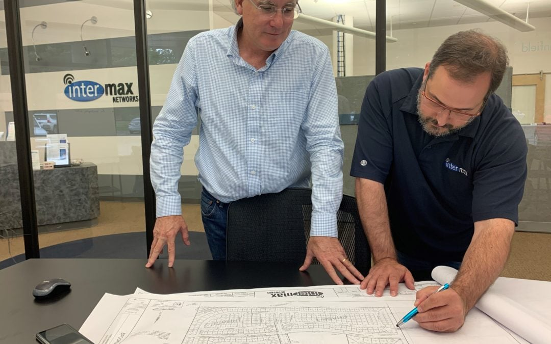 Brookshire to be First Fiber to the Home Project in Kootenai County