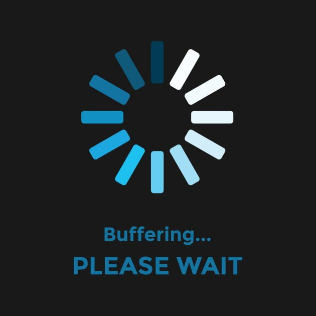 THIS CONTENT IS BUFFERING … PLEASE WAIT